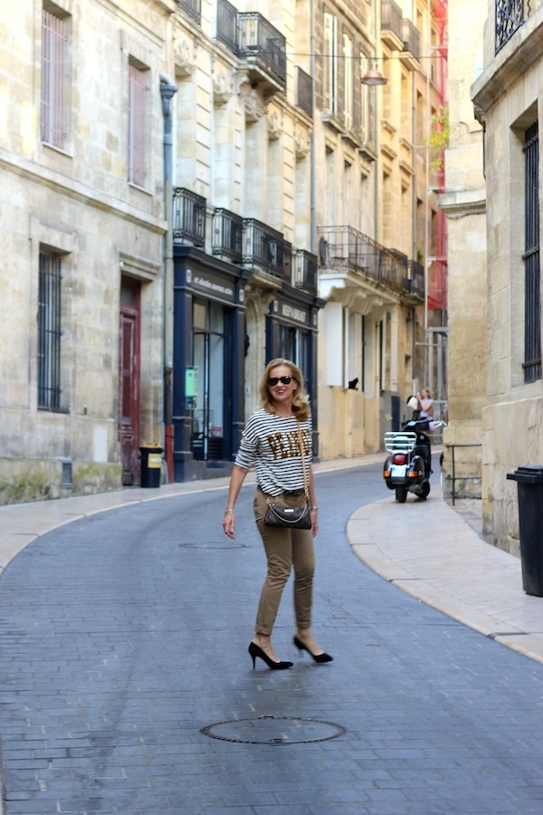 Rue de Ruat Bordeaux