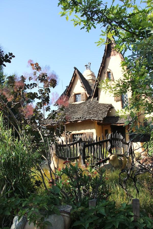 Maison de la sorcière los Angeles