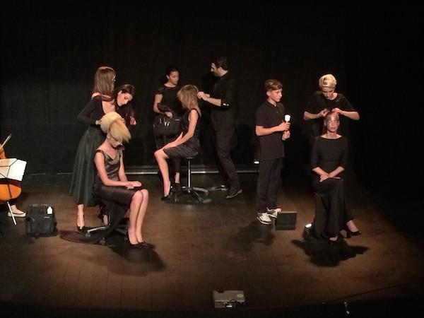 Performance artistique