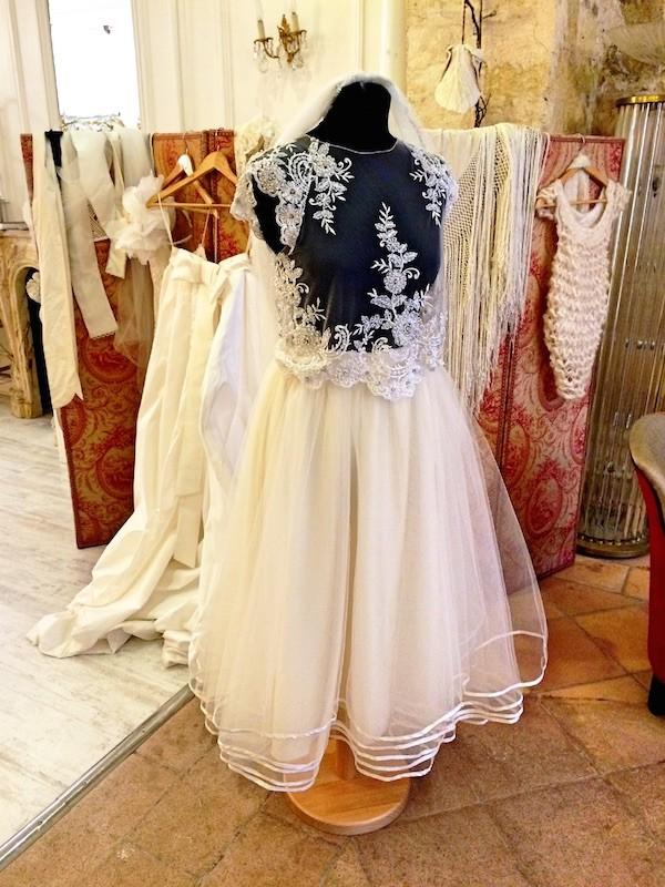 Robe de mariée Gwanni