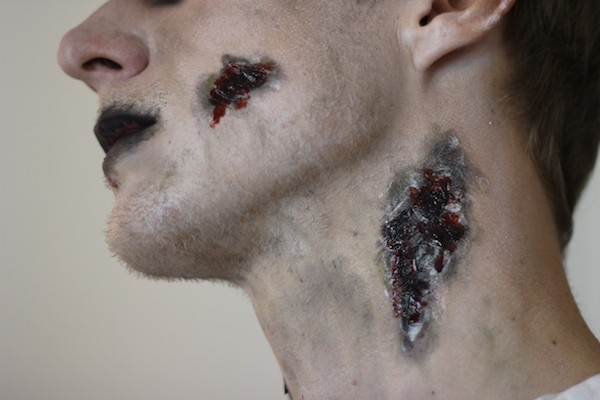 maquillage mort-vivant