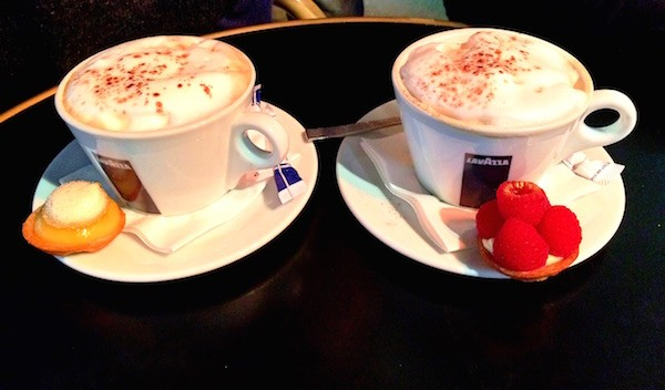 Cappuccino Chez Marcel