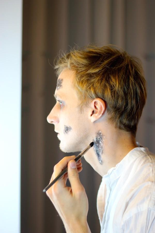 Maquillage Crevasses