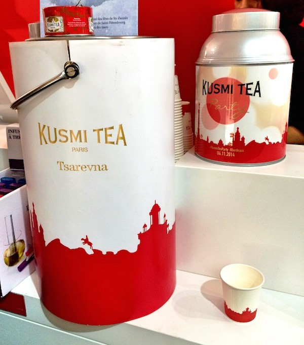 KUSMI TEA PARTY