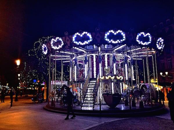 Carousel Place Tourny