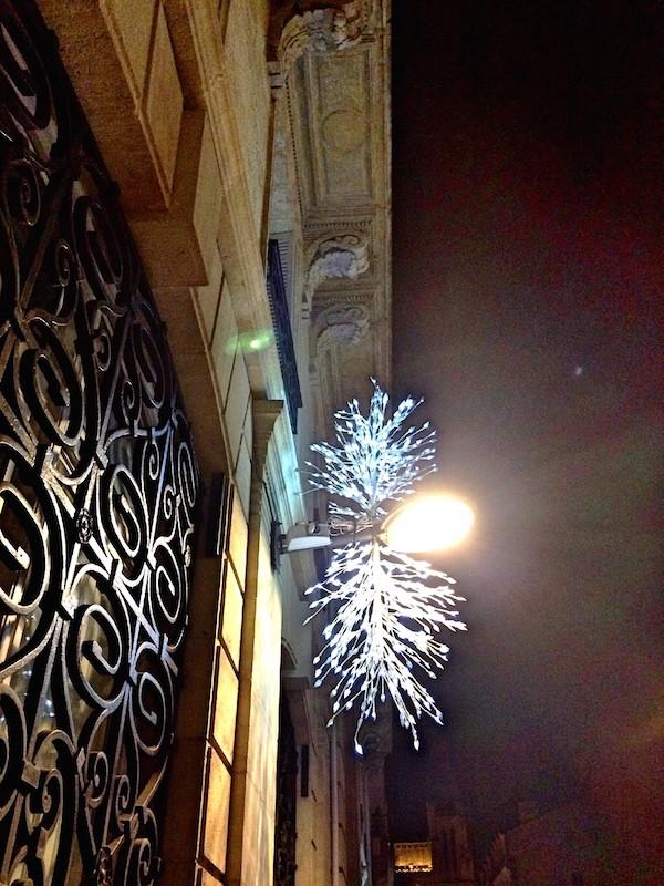 Illuminations centre ville Bordeaux