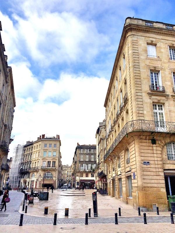 Bordeaux Place du Palais