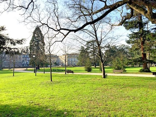 Jardin Public l'orangerie