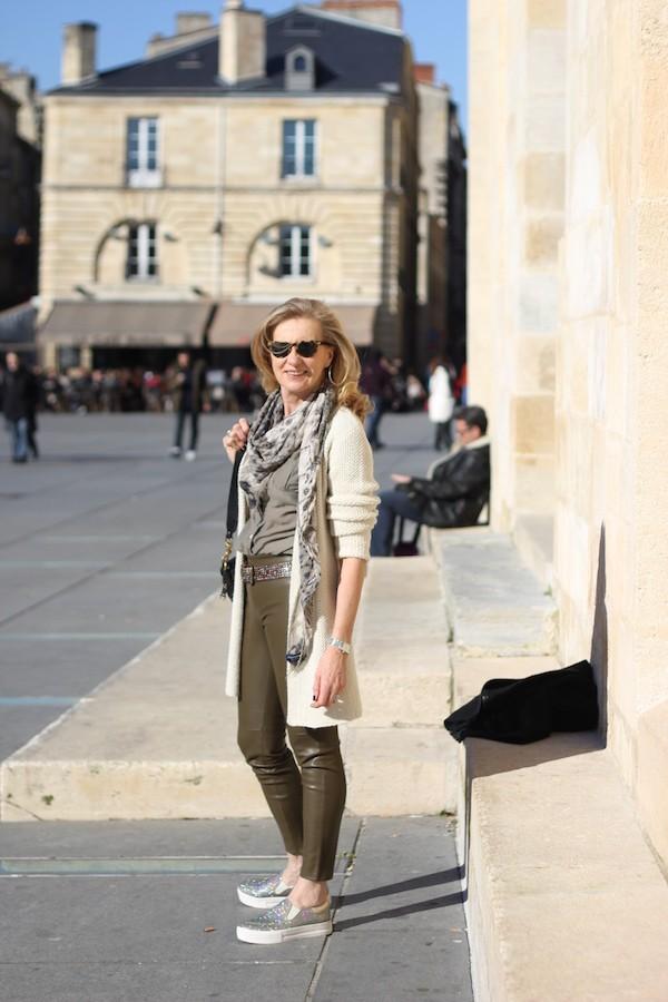 Slip on furieusement brillante blog enfin moi mode lifestyle bo - Qu est ce que le simili cuir ...