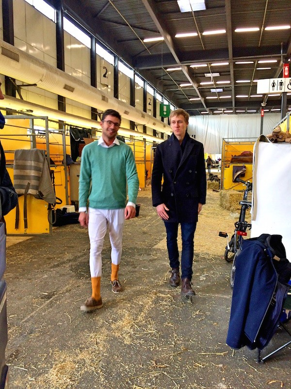 Antoine & Arthur Jumping Bordeaux