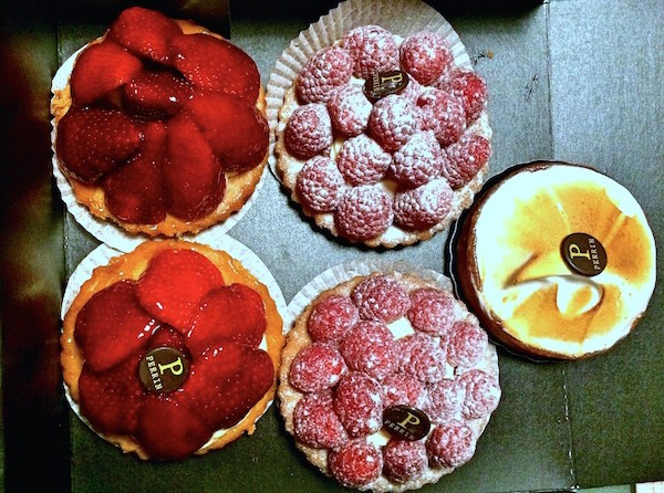Desserts Perin Bordeaux