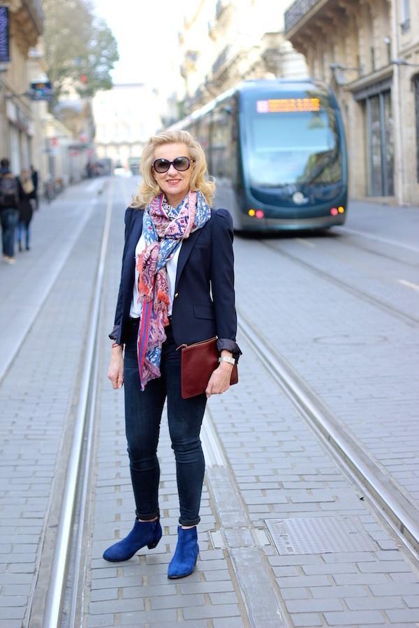 Jean taille haute H&M 2015