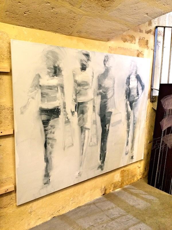Peinture Xavier Jambon