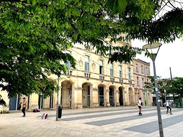 Ancien hopital des enfants Bordeaux