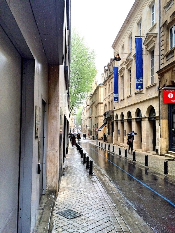 Rue du temple Bordeaux