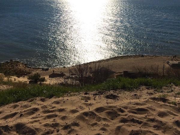 Bunker guerre 39:45 Pyla sur mer