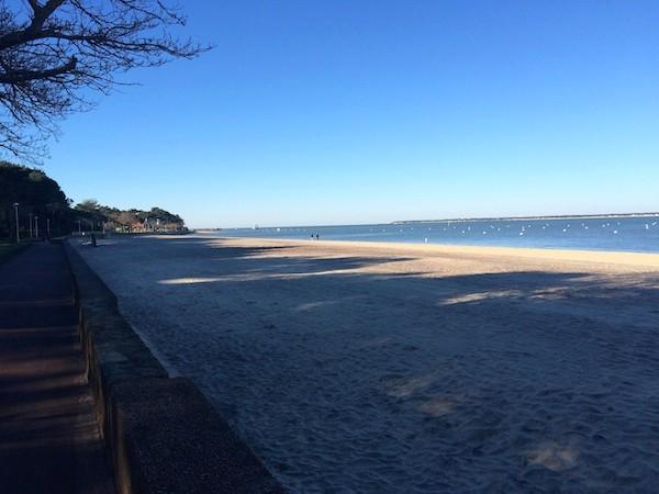 Pereire plage