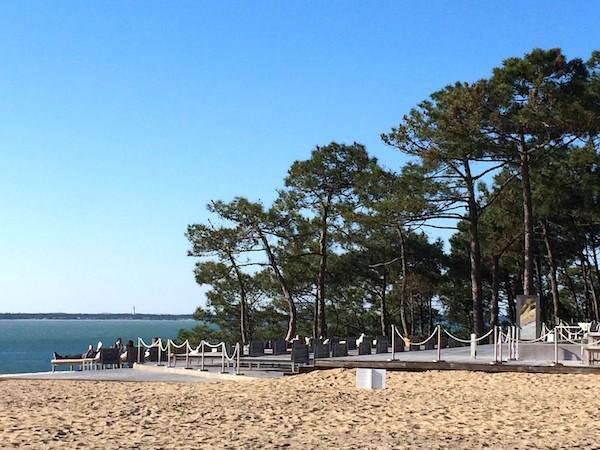 terrasse et piscine la Co(o)rniche