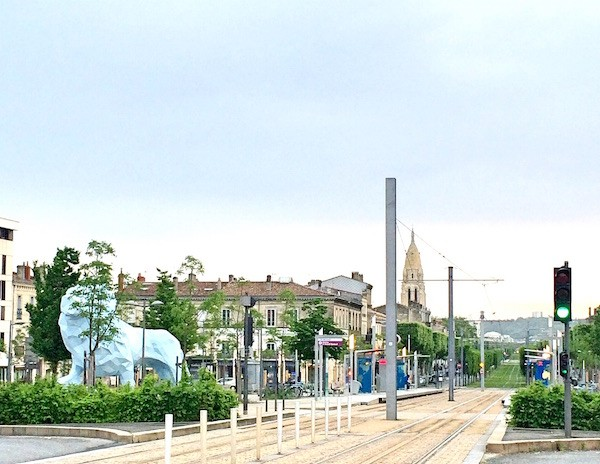 Bordeaux Place Stalingrad