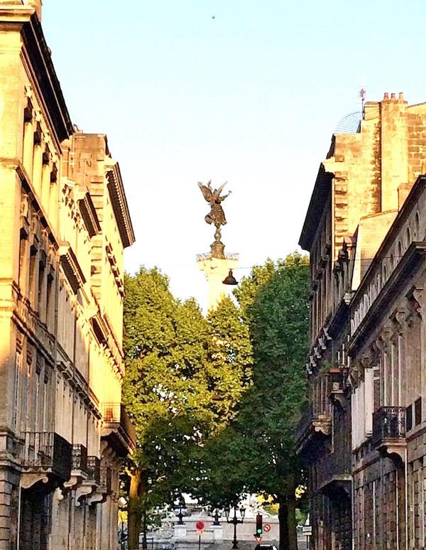 Bordeaux Colonne des Girondins
