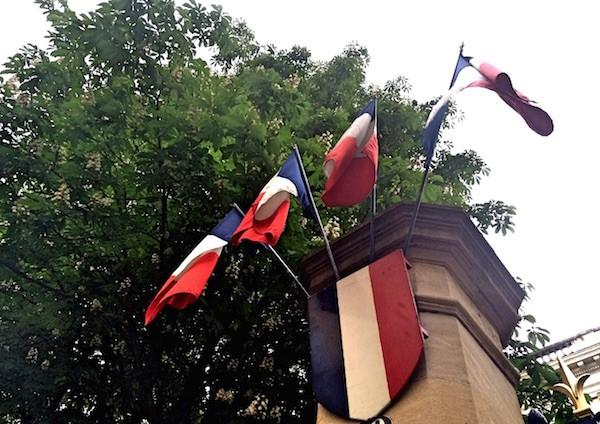 Bordeaux 8 mai 1945