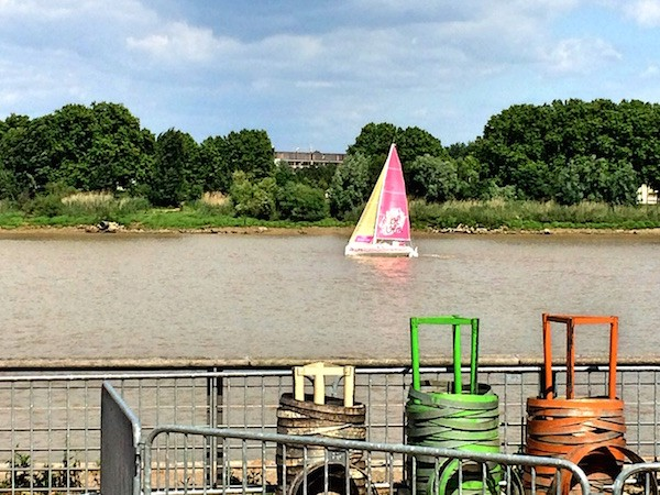 Fête du fleuve bordeaux 2015