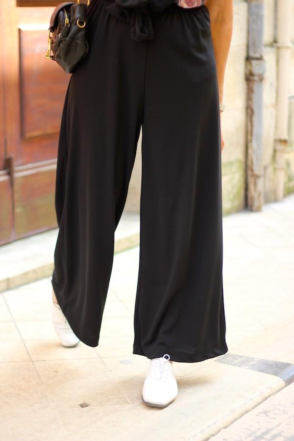 jupe culotte ou pantalon large blog enfin moi mode lifestyle bordeaux. Black Bedroom Furniture Sets. Home Design Ideas