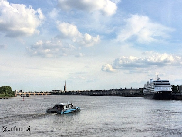 Les quais Bordeaux