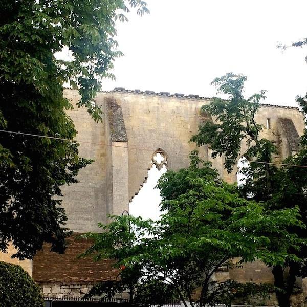 Ruine Saint Emilion