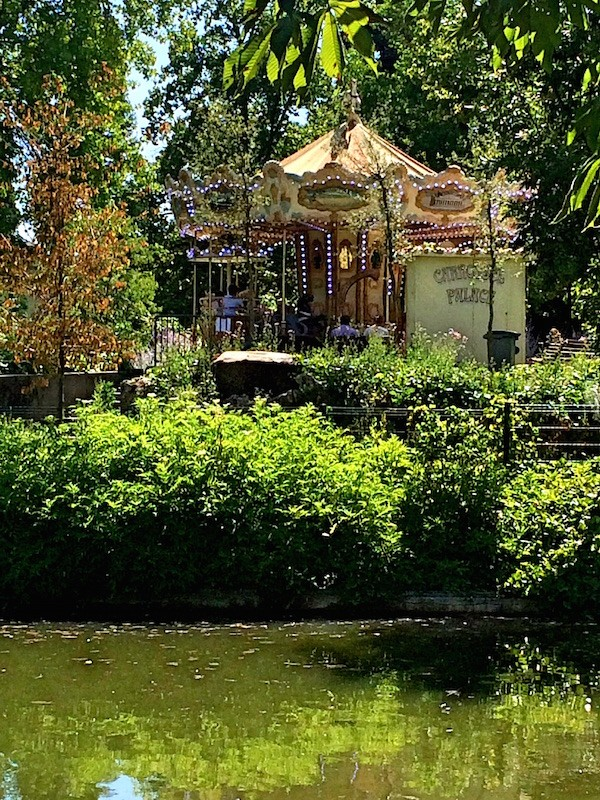 5 Carousel Jardin Public Bordeaux