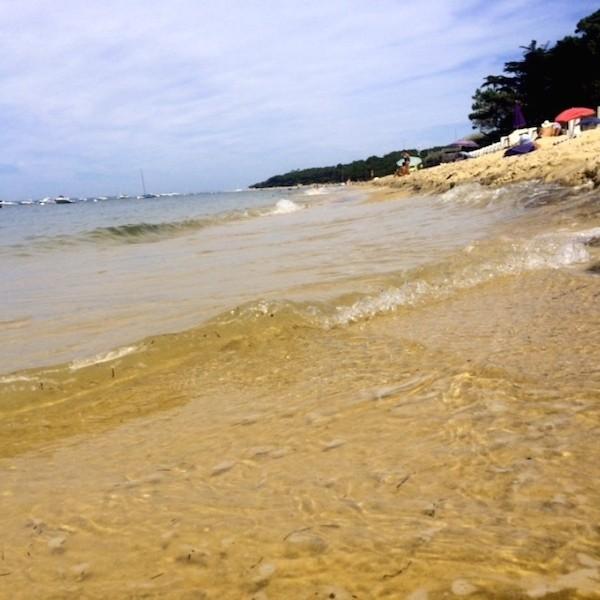Le Moulleau plage