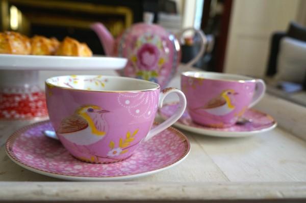 Tasse à thé AMARA