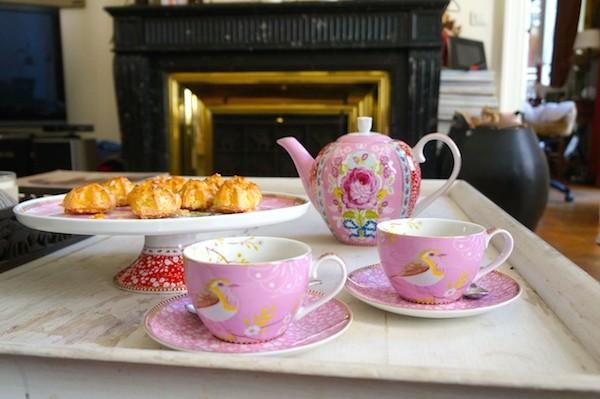 Tea for two AMARA