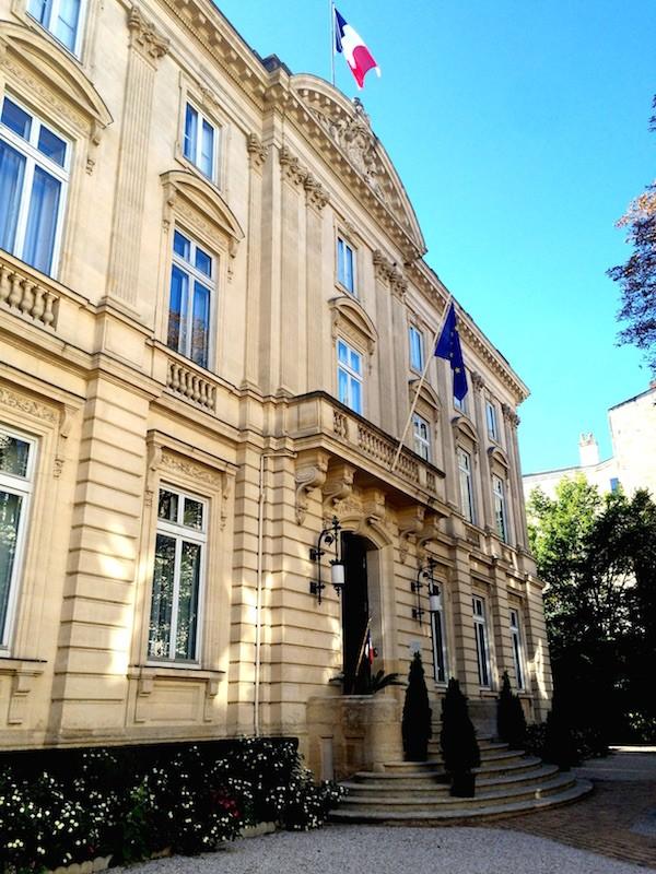 Hotel des armées Bordeaux