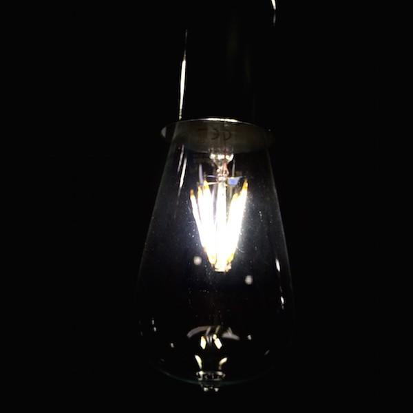 Ampoule EDISON SPOK BORDEAUX