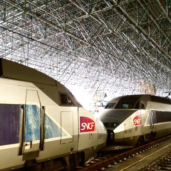 0 Gare de Bordeaux