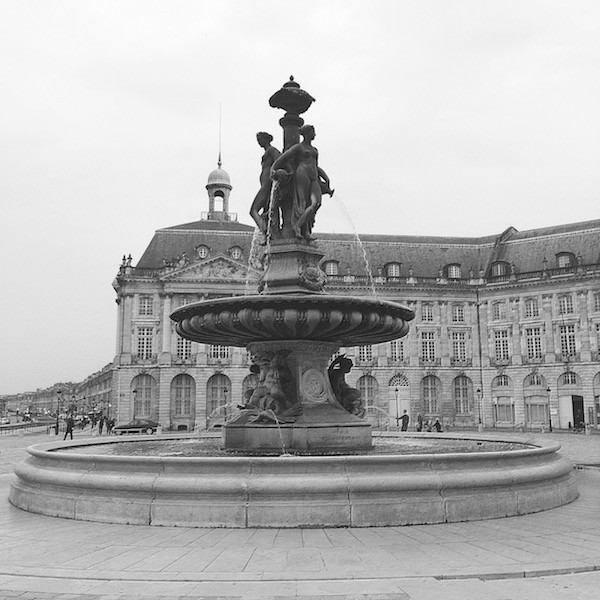 Les Trois Grâces Bordeaux