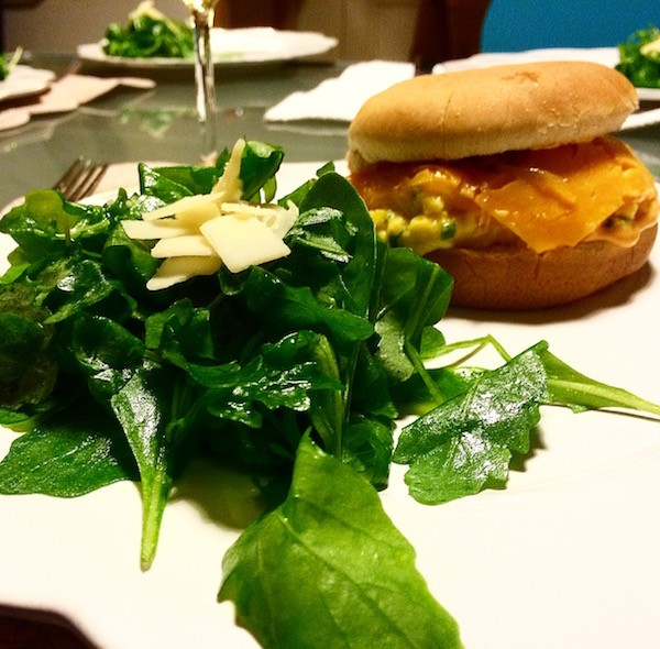 Egg and Muffins maison