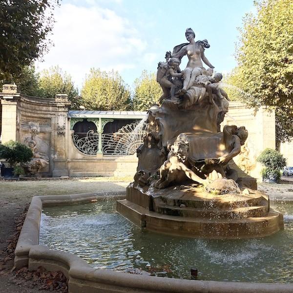 Place Amédée Larrieu