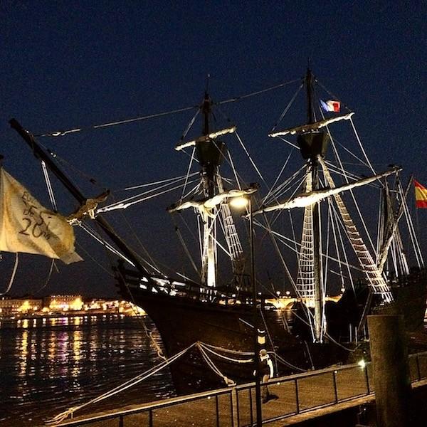 Port de la Lune Bordeaux