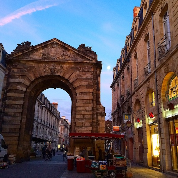 Porte Dijeaux Bordeaux