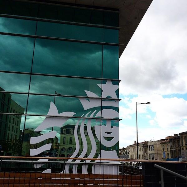 Starbucks Mériadeck Bordeaux