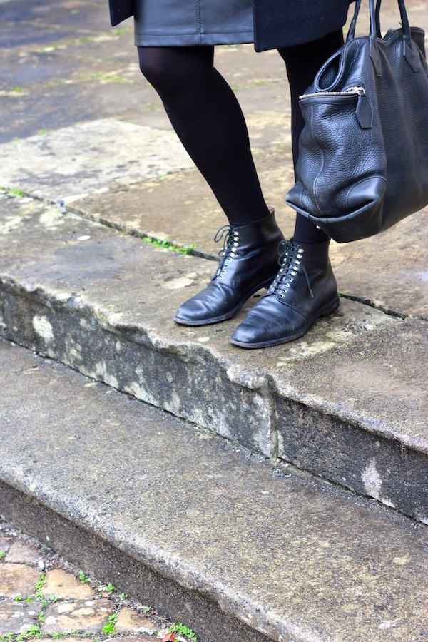 Chaussures montantes Stephane Kelian