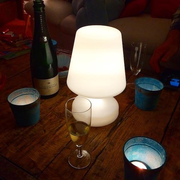 Lampe FATBOY