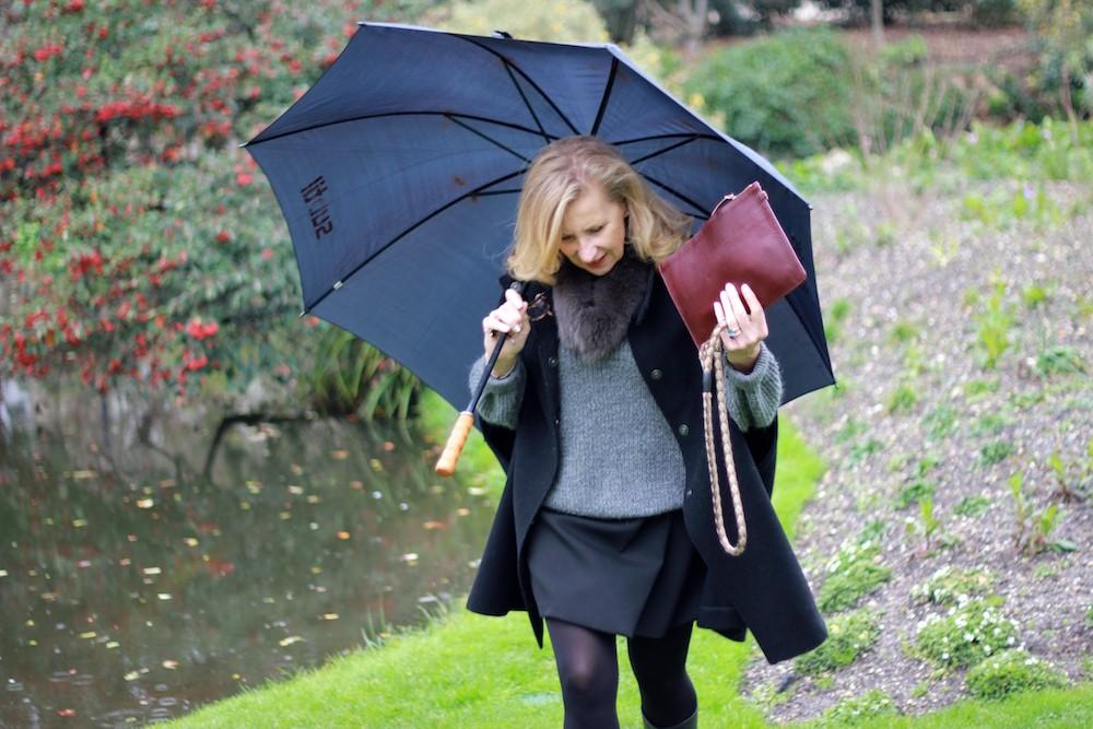 Blogueuse (en) mode pluie !