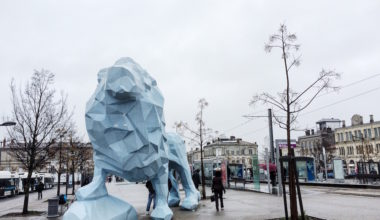 LION PLACE STALINGRAD BORDEAUX