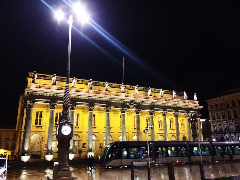 GRAND THEATRE BORDEAUX