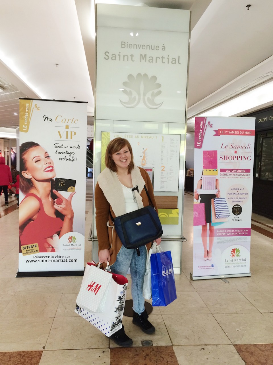PERSONAL SHOPPER SAINT MARTIAL