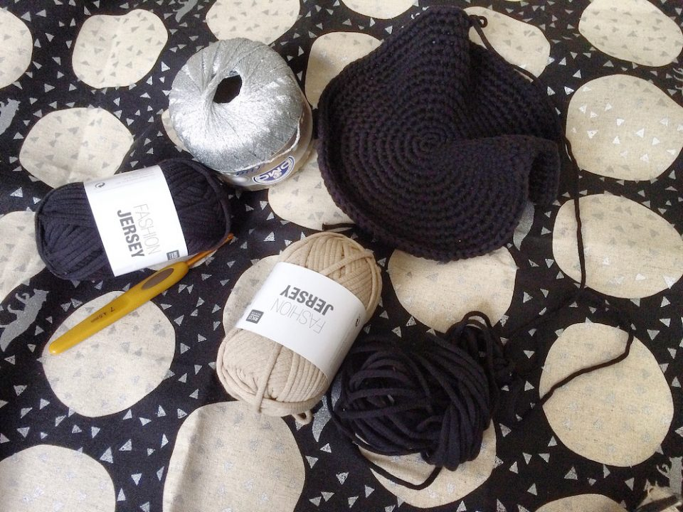 KIT SAC CROCHET LA LAINERIE