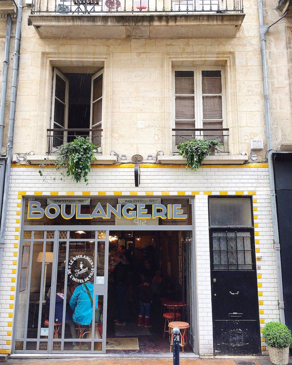 BOULANGERIE DE L HOTEL DE VILLE BORDEAUX